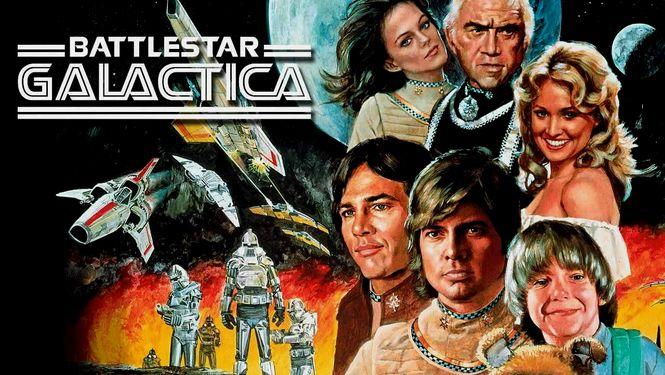 Galactica: Astronave de Combate