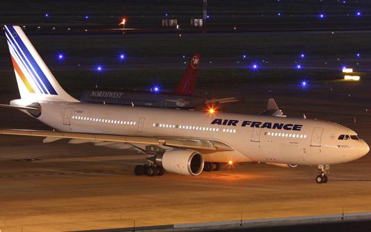 Avião fez pouso de emergência em Fortaleza (FOTO: AP/ Divulgação)
