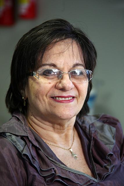 A cearense Maria da Penha, em 1983, sofreu pelo menos duas tentativas de homicídio pelo seu então marido Marco Antonio Heredia Viveros (FOTO: Foto: Gláucio Dettmar/ Agência CNJ)