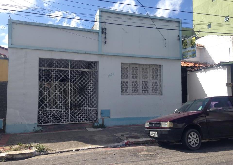 Três meses antes da ação, o imóvel foi alugado a cerca de 80 metros do Banco Central (FOTO: Tribuna do Ceará/Roberta Tavares)