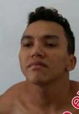 O acusado foi encaminhado para a Delegacia Regional de Jaguaribe, de onde, posteriormente foi transferido para a sua terra natal, no Rio Grande do Norte (FOTO: Divulgação/SSPDS)