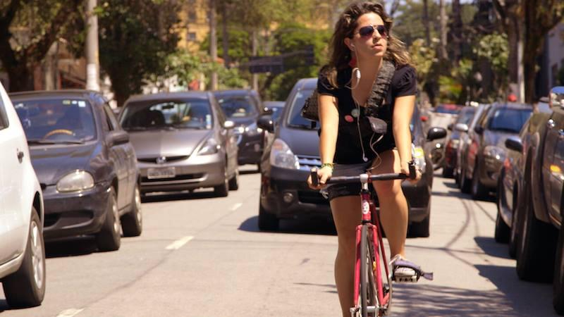 Dia Mundial Sem Carro acontece em várias cidades do mundo. Fortaleza não ficou de fora! (FOTO: Reprodução Facebook Ciclovida)