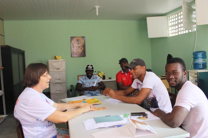 Acolhimento de migrantes em situação vulnerável já é realidade em Fortaleza há 20 anos