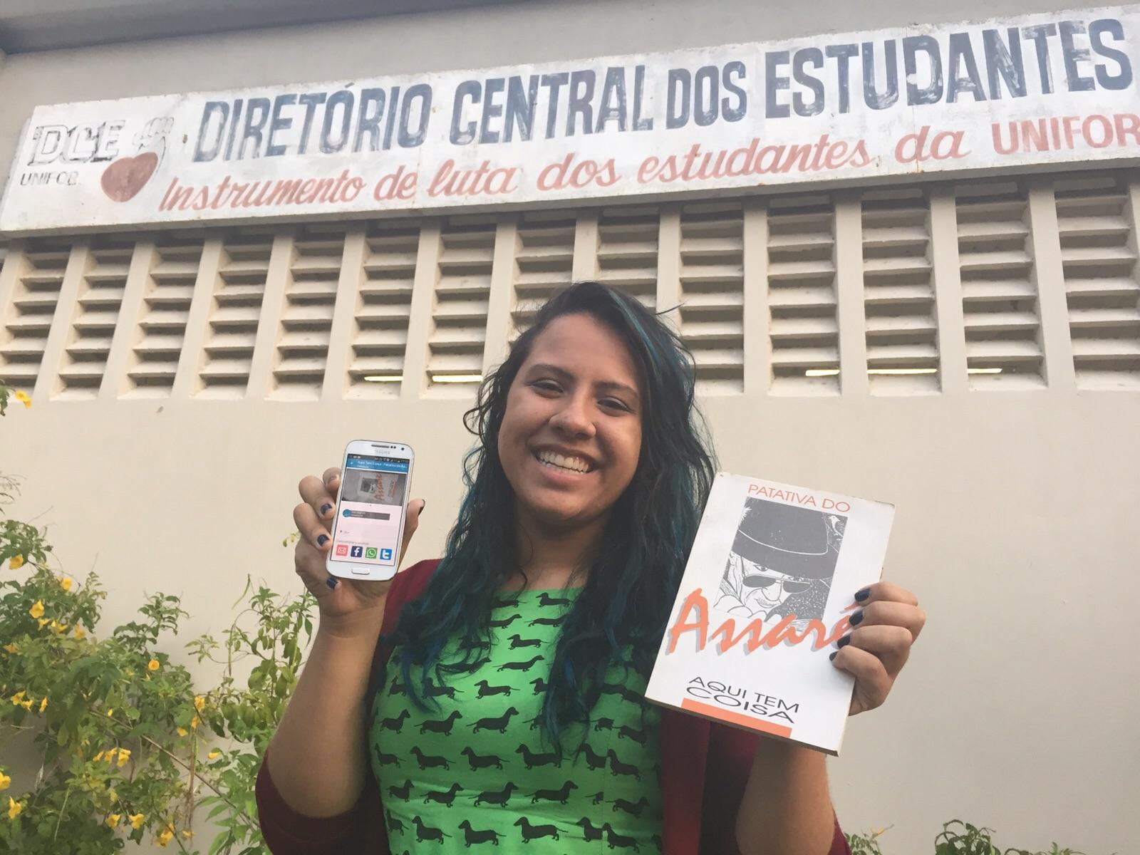 Cearenses criam aplicativo que promove venda, troca e doação de livros