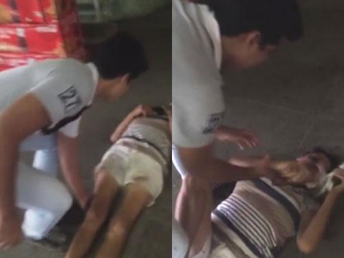 Adolescentes estupraram a deficiente e divulgaram as imagens nas redes sociais (FOTO: Divulgação)