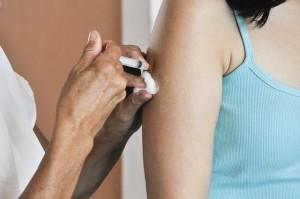 Em 2015 realizou-se a intensificação vacinal na população de 5 a 29 anos nos municípios de Fortaleza, Caucaia e Itaitinga. (FOTO: Guilherme Braga)