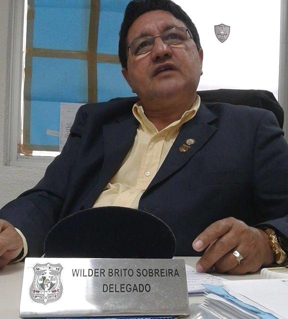 Delegado Wilder Brito