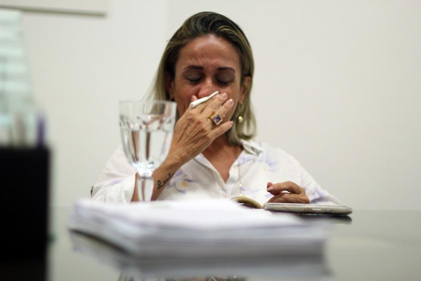 Justiça decide que ex-mulher de subtenente será levada a júri popular