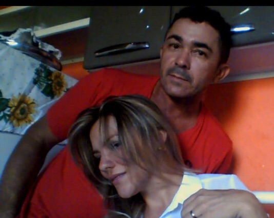 Casal tinha dois filhos que foram levados pelo pai ao interior dias antes (FOTO: Reprodução)