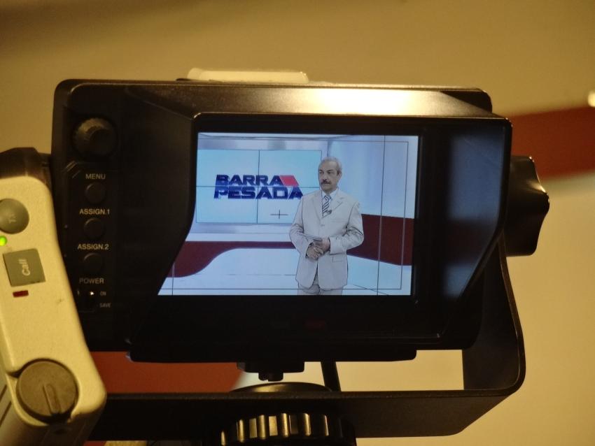 Os programas Barra Pesada, É De Graça, Gente na TV e Jornal Jangadeiro colocaram a TV Jangadeiro na liderança de outubro no horário de 11h às 14h (FOTO: Fernanda Moura/Tribuna do Ceará)