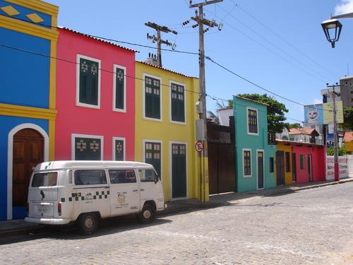 A Rua dos Tabajaras terá seu fluxo de veículos interrompido a partir das 16 horas do sábado (5). (FOTO: Reprodução/Fortaleza Nobre)