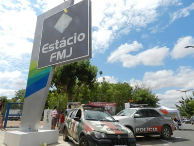 A FMJ foi uma instituições citadas (FOTO: Normando Sóracles/ Agência Miséria)