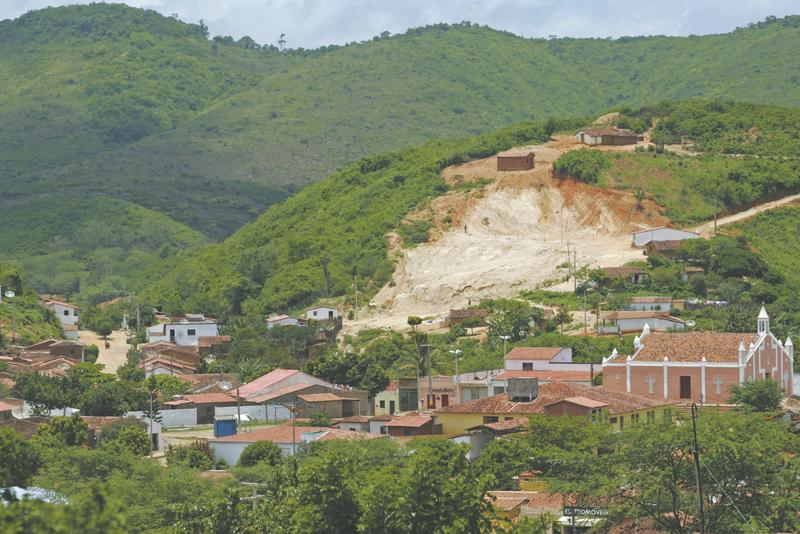 O morador da localidade de Bandeira Velha foi agredido por populares após matar dois gatos. (FOTO: Reprodução/Blog plantão policial Ceará)
