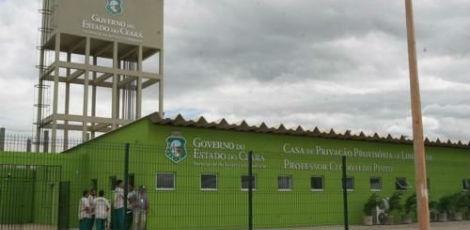 Unidade prisional CPPL em Itaitinga (FOTO: Reprodução)