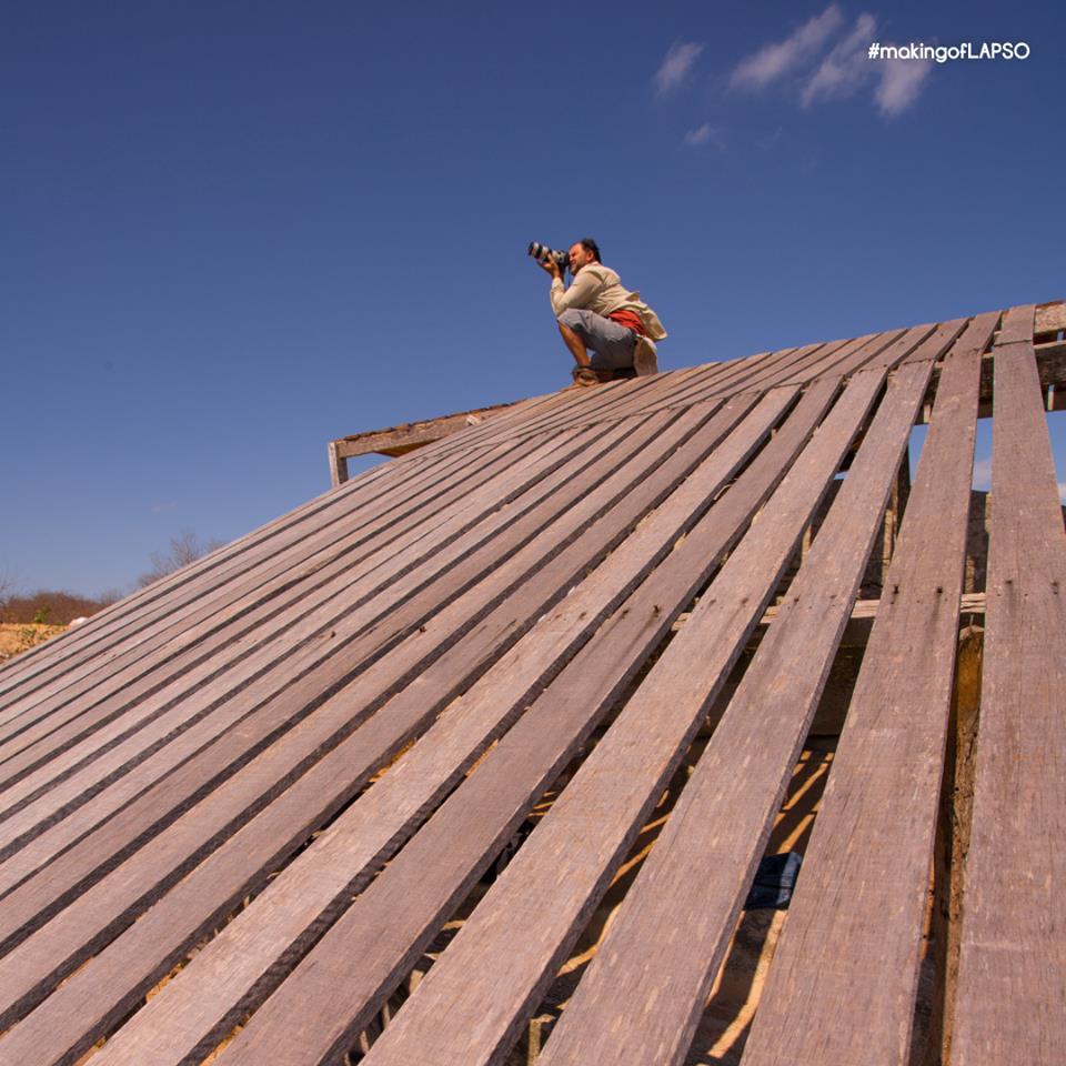Fotógrafo produziu série de 12 capítulos com imagens do Ceará (FOTO: Projeto Lapso)