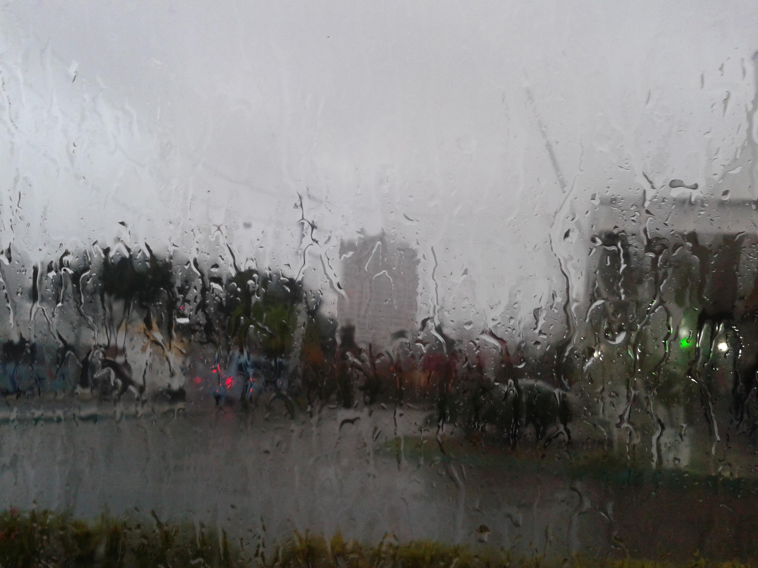 Chuva é registrada em 66 municípios cearenses nesta segunda-feira