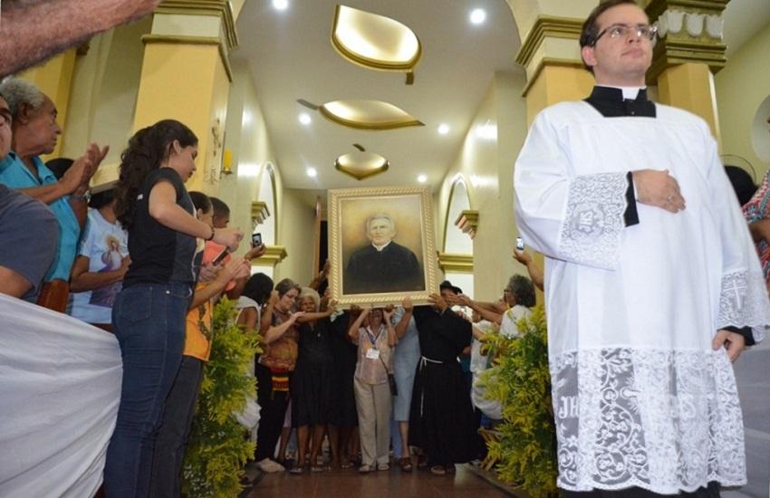 A Igreja Católica se reconciliou com Padre Cícero em dezembro de 2015 (Foto: Patrícia Silva/Diocese do Crato)