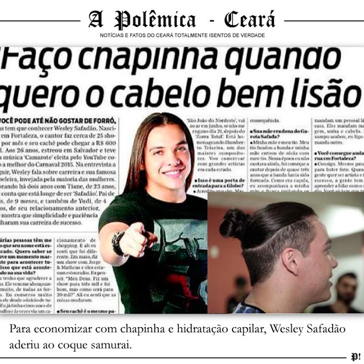 Página inspirada no Sensacionalista retrata notícias falsas com toque cearense