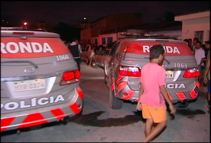 De acordo com pesquisa, Fortaleza registrou 60,77 homicídios para cada 100 mil habitantes (FOTO: Arquivo/Tribuna do Ceará)