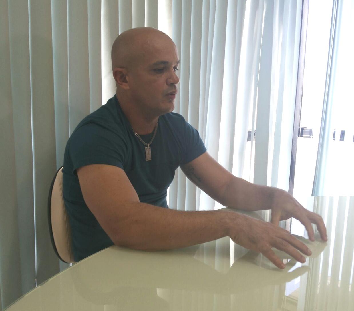Francilewdo acredita que seu caso alertou sobre crimes que passavam despercebidos (FOTO: Tribuna do Ceará/Rosana Romão)