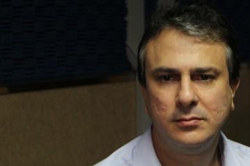 Governador anunciou resultado em entrevista coletiva (FOTO: Arquivo / Fernanda Moura - Tribuna do Ceará)