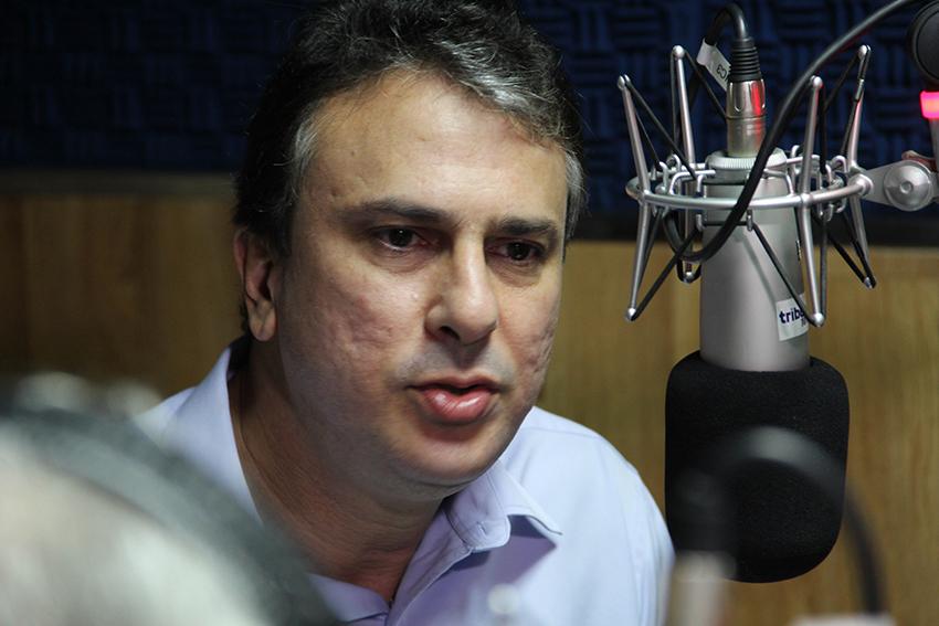 Governador disse que casos estão sendo investigados (FOTO: Arquivo/Fernanda Moura/Tribuna do Ceará)