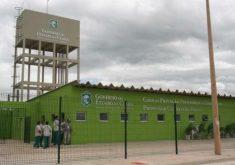 Existem 60 agentes penitenciários, mas apenas 15 ficam em regime de plantão (FOTO: Divulgação)
