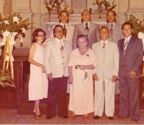 Família Camarão