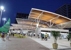 Revitalização abrange área do Mercado dos Peixes (FOTO: Prefeitura de Fortaleza/Divulgação)