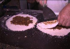 No centro das Tapioqueiras tem mais de 70 opções de tapioca (FOTO: Reprodução TV Jangadeiro)