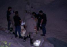 Jovem morta a golpes de faca no Icaraí (FOTO: Reprodução TV Jangadeiro)