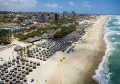 Praia do Futuro: Ponto turístico sem condições de banho (FOTO: Divulgação)