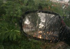 Chuva redobra atenção com o trânsito (FOTO: Tribuna do Ceará)