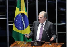 O senador estava cogitado para assumir o Ministério do Desenvolvimento (FOTO: Divulgação)