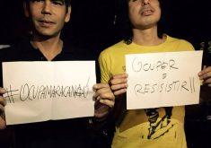 O músico cearense publicou a imagem em sua fanpage. (FOTO: reprodução/ facebook)