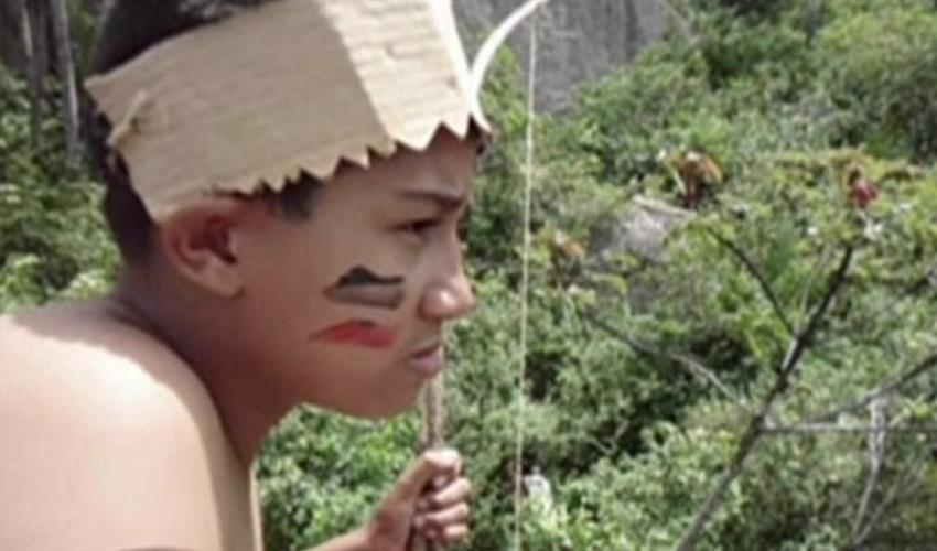 Cearense deficiente visual grava filme sobre cidade natal