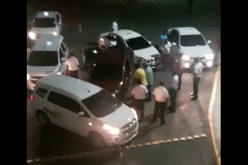 Motoristas do Uber sofrem ameaças de agressão de taxistas de Fortaleza