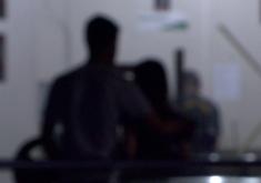 Aluna estava com o namorado no momento em que sofreu o abuso (FOTO: Reprodução TV Jangadeiro/SBT)