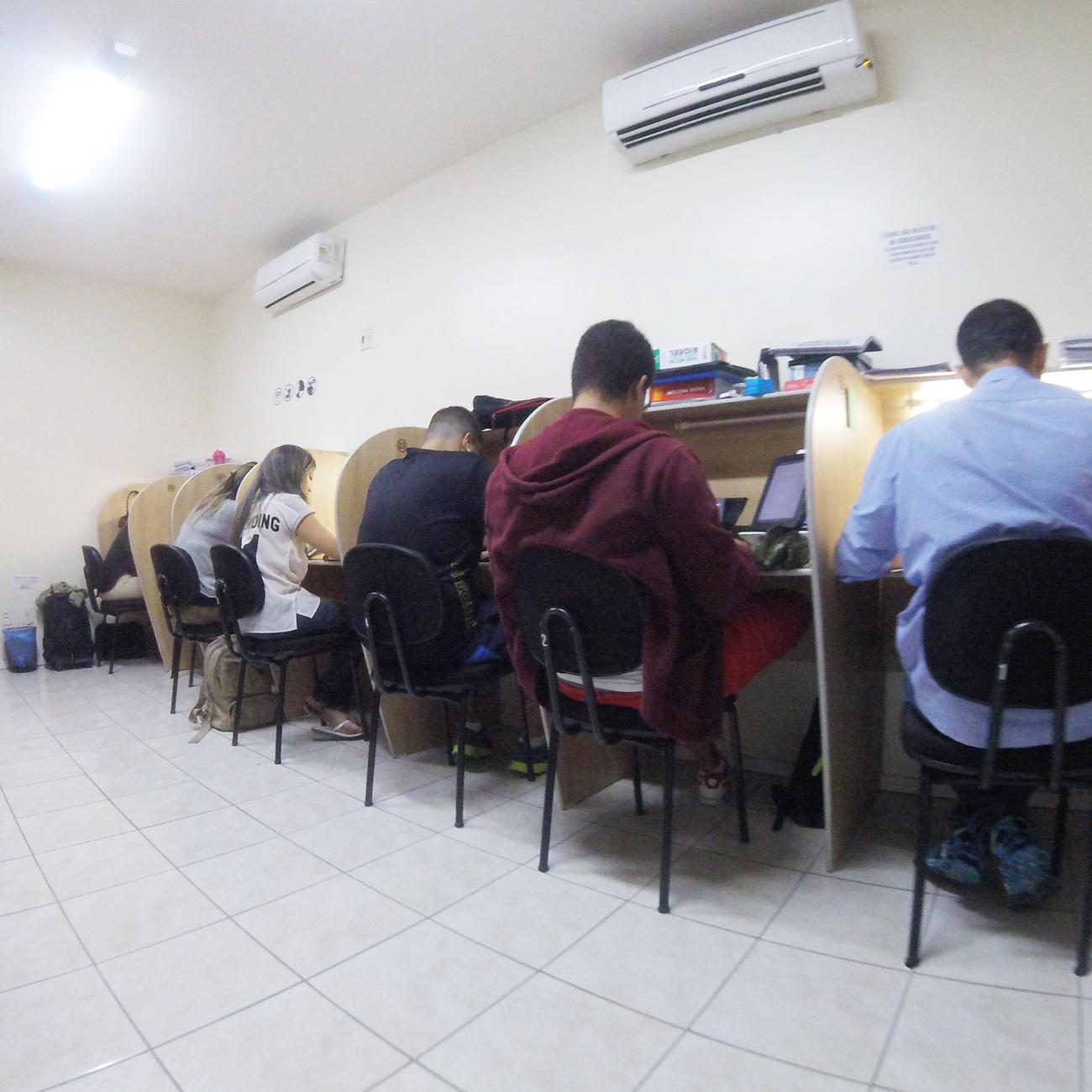Salas de Estudos