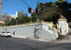Praça foi bem recebida (FOTO: Dorian Girão)