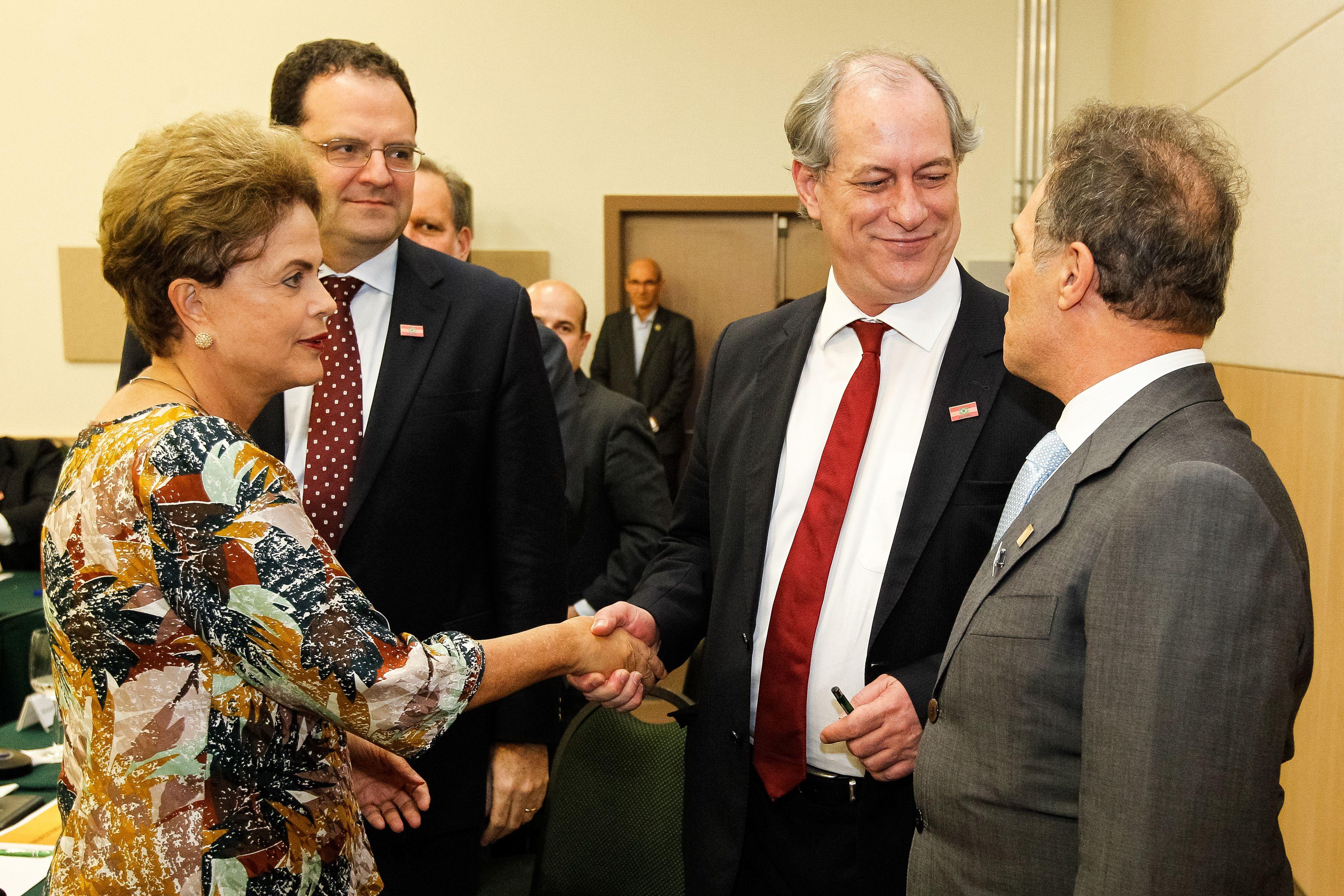 Ciro Gomes entra na lista de testemunhas que farão defesa de Dilma no Senado