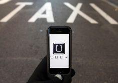O aplicativo da Uber está disponível na Capital desde abril (FOTO: Divulgação)
