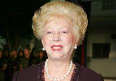 Yolanda Queiroz tinha 87 anos (FOTO: Reprodução)