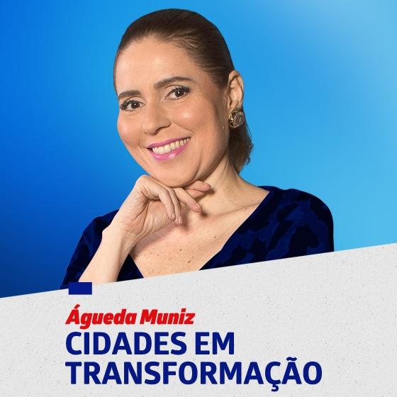 """Águeda Muniz: """"Cidades brasileiras precisam se oportunizar"""""""