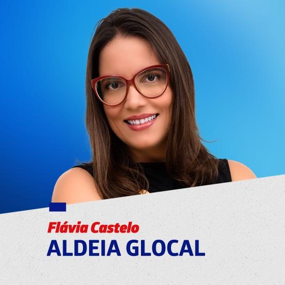 """Flávia Castelo: """"O que fazemos para contribuir com o ambiente que queremos?"""""""