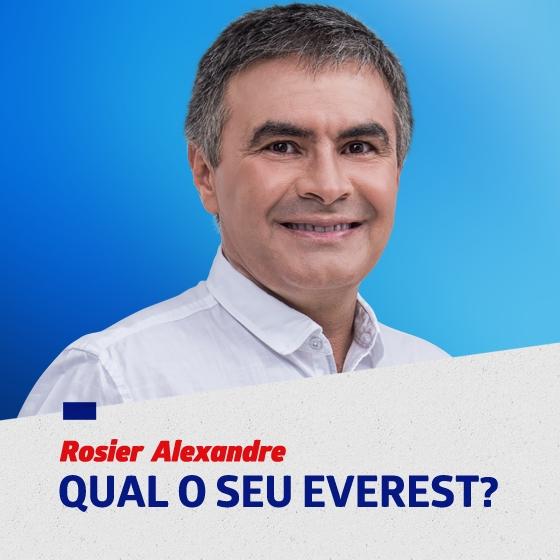 """Rosier Alexandre:  """"Você tem o patrão ou os funcionários que merece"""""""