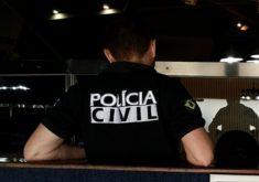 Polícia Civil faz patrulhamento em Fortaleza (FOTO: Reprodução Sinpol)