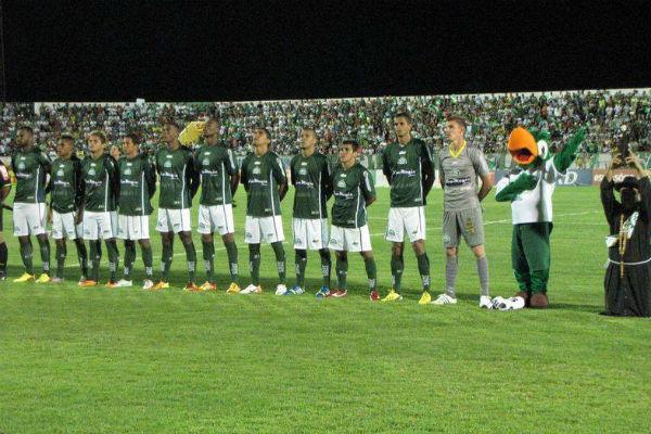 O Icasa conseguiu apenas 7 pontos na Série C deste ano (Foto:Divulgação)