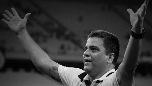 Marcelo Cabo comemora durante uma vitória do Ceará na Arena Castelão (Foto: Reprodução/Facebook)