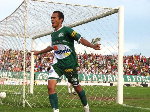 Marciano anotou 88 gols com a camisa do Verdão do Cariri (Foto: divulgação)